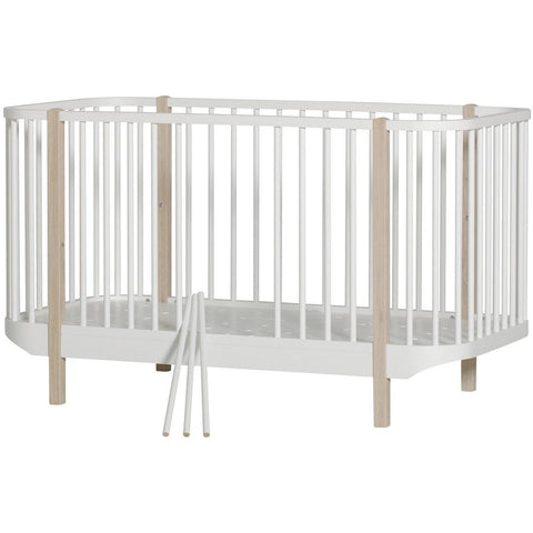 Oliver Furniture Babybett Kinderbett Wood Collection