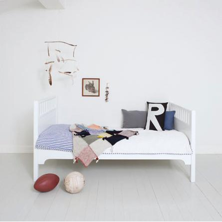 Umbau von Junior- und Kinderbett zu Einzelbett, Seaside Collection
