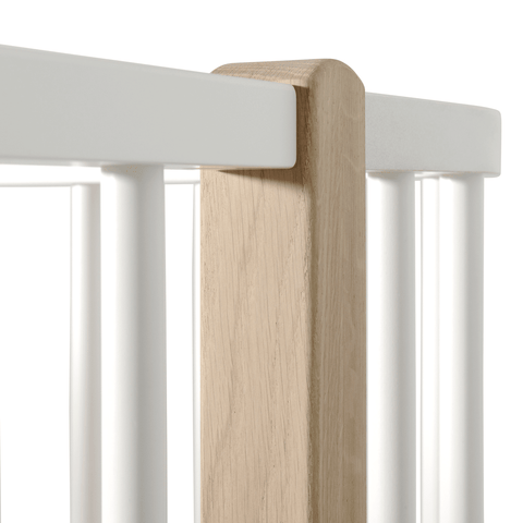 Oliver Furniture Hochbett Wood Collection Eiche