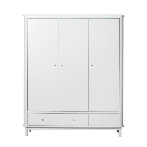 Oliver Furniture Kleiderschrank Wood Collection Wardrobe  041354
