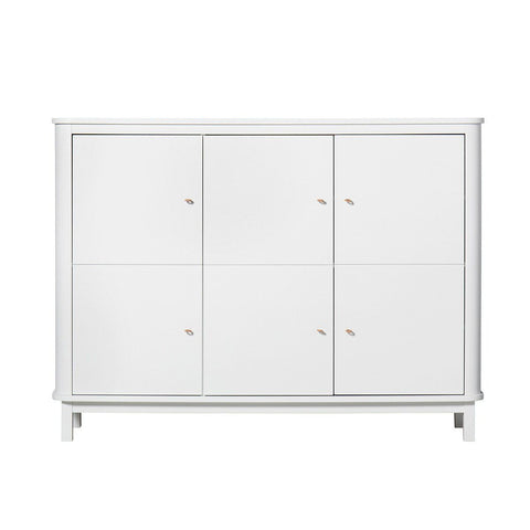 Oliver Furniture Multi Schrank weiss Wood Collection 041358