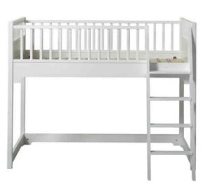 Oliver Furniture Seaside Collection Junior Halbhohes Hochbett 021230