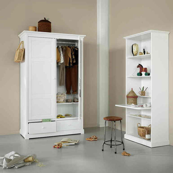 Kleiderschrank, 2türig, Seaside Collection