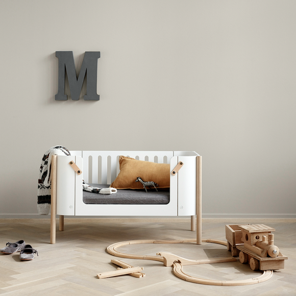Oliver Furniture Wood Bench Kinderbank Kindermöbel Kinderzimmer Kinderbetten Bett