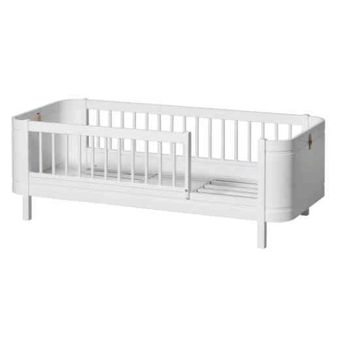 Oliver Furniture Wood Collection Mini+ Juniorbett weiss 041466