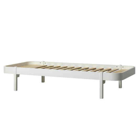 Oliver Furniture Wood Lounger Weiss 90cm 041564
