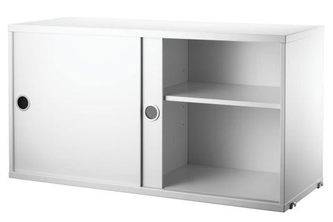 String Cabinet white