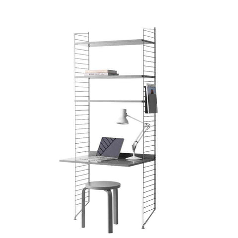 String Furniture Shelf Workingdesk