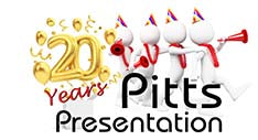 pitts 20 years