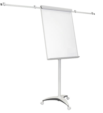 Mobile Office PRO Flipchart with Arms