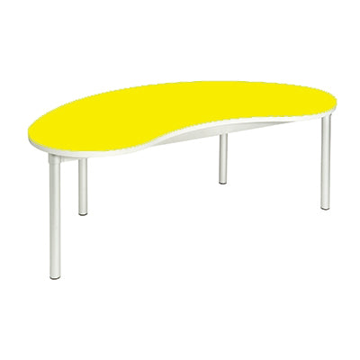 Yellow bean table