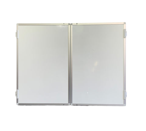 Confidential Lockable Whiteboard