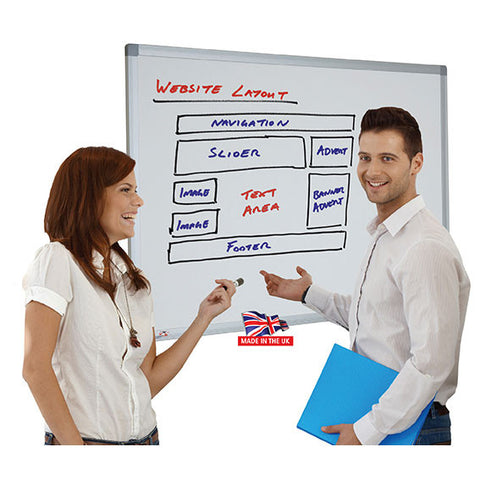 Non Magnetic High Pressure Laminate Whiteboard