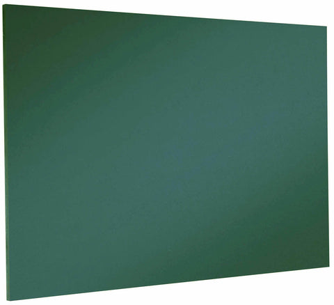 Unframed Felt Noticeboard Dark Green