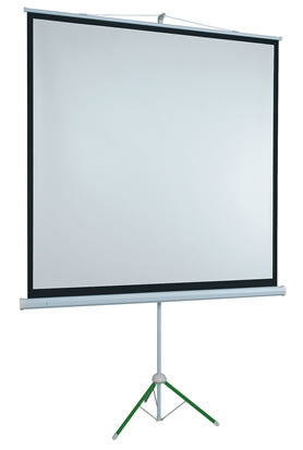 Eco Tripod Projection Screen 4:3
