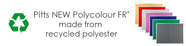Pitts new Product Range Polycolour FR®