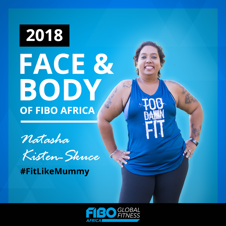 FitLikeMummy named as the Face and Body of FIBO 2018