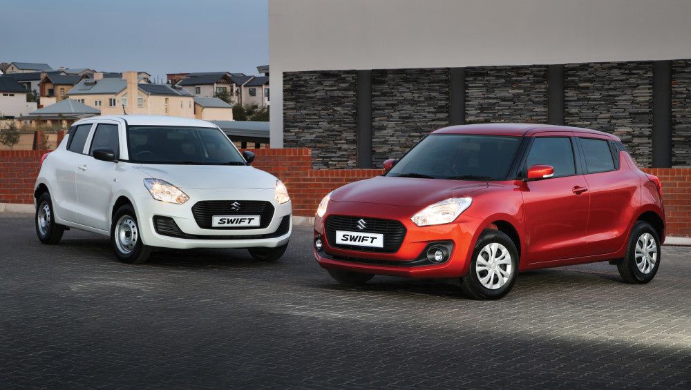 2018 Suzuki Swift lands in South Africa