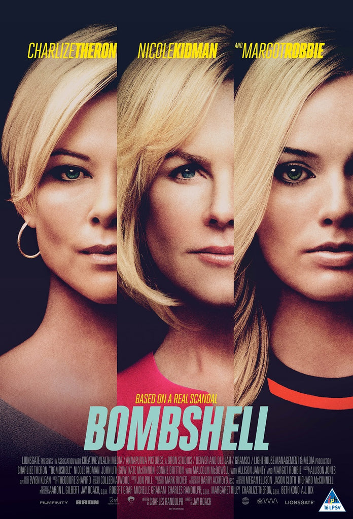 Oscar Buzz - Bombshell rakes in three Academy Award nominations!
