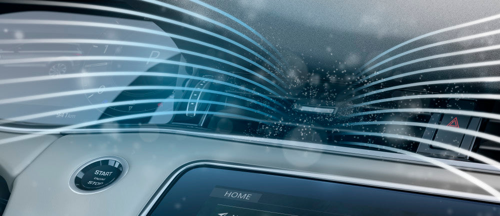 Cabin air purification technology available on all new Jaguar and Land Rover vehicles in South Africa