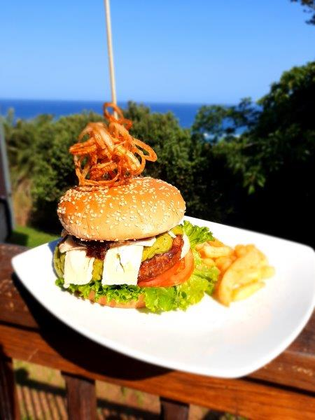 Crocworld's Fish Eagle Café launches New Gourmet Burger Range