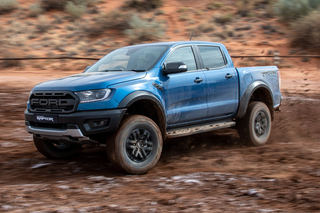 Ford Ranger Raptor - Birth of a New Breed