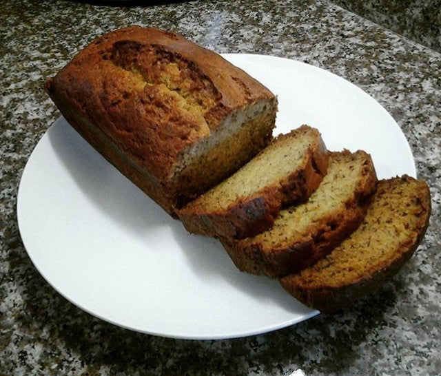 Banana Bread Recipe by Keenan Blake