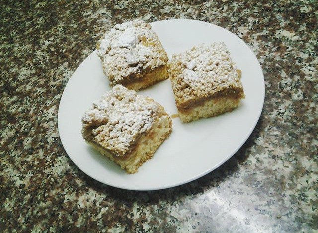 Crumb Cake Recipe by Keenan Blake