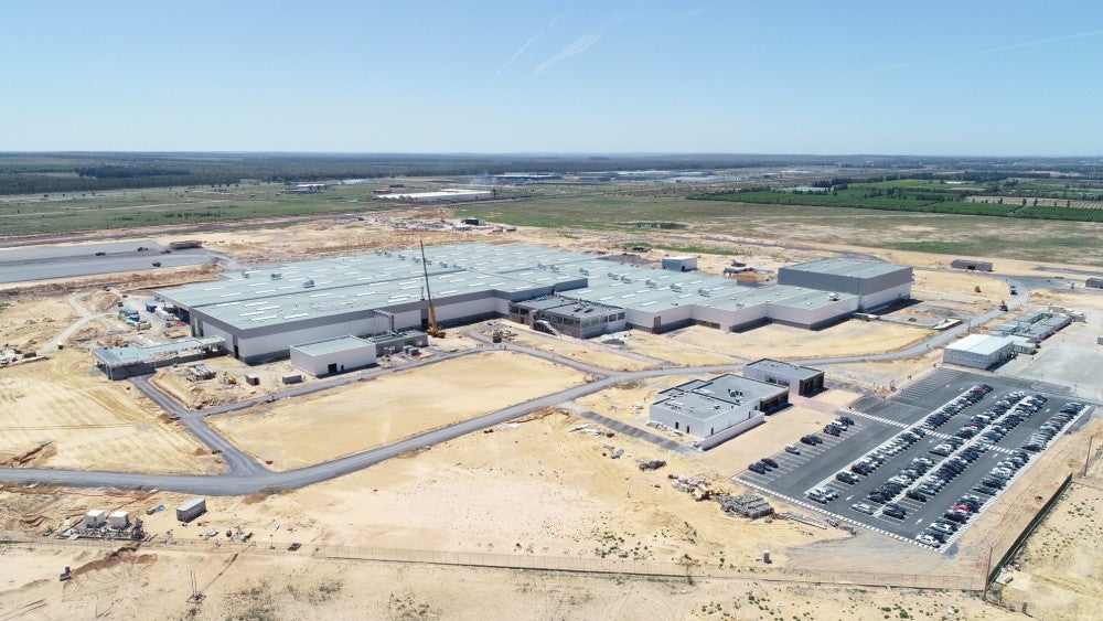 Groupe PSA doubles its production capacity in Kenitra plant Morocco