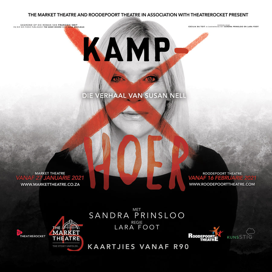 "Highly acclaimed ""Kamphoer"" on stage at Roodepoort Theatre this month"