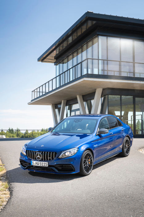 The new Mercedes-AMG C 63 S model range: More agility for the powerhouse of the C-Class