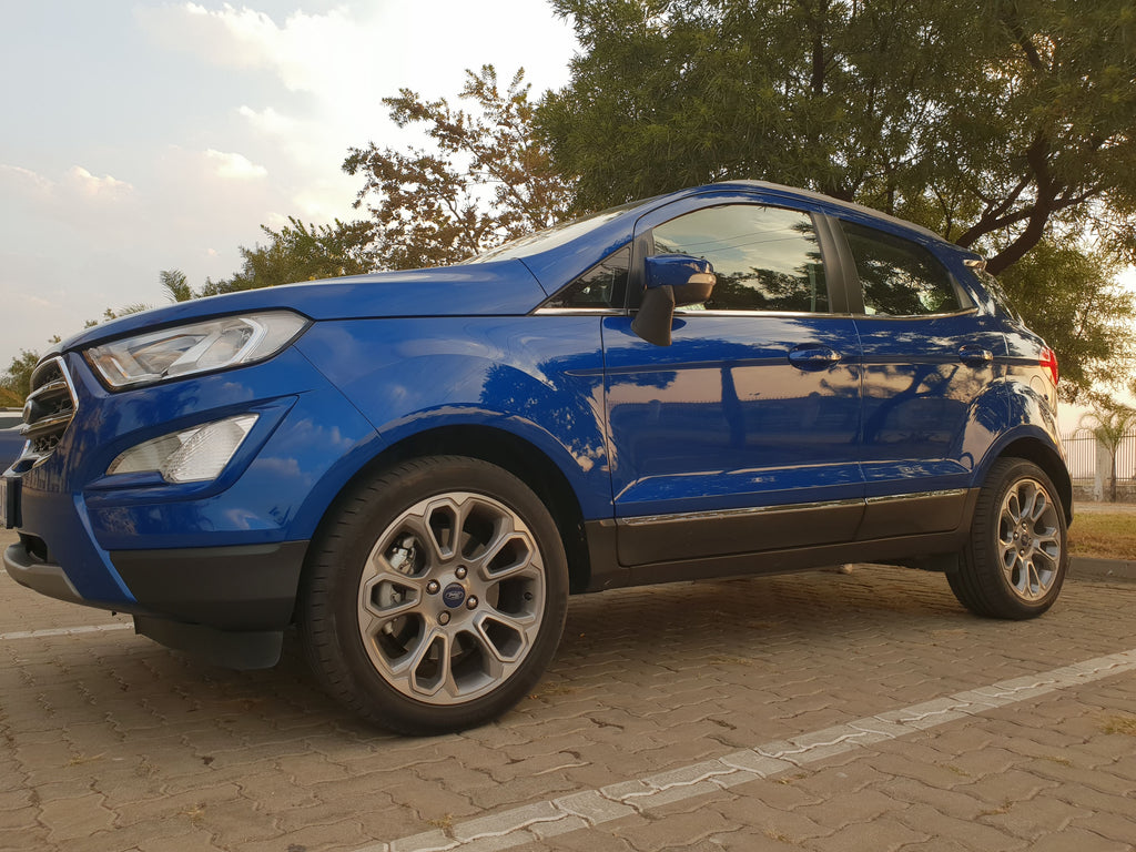 Ford EcoSport: Put That Thing in Sport