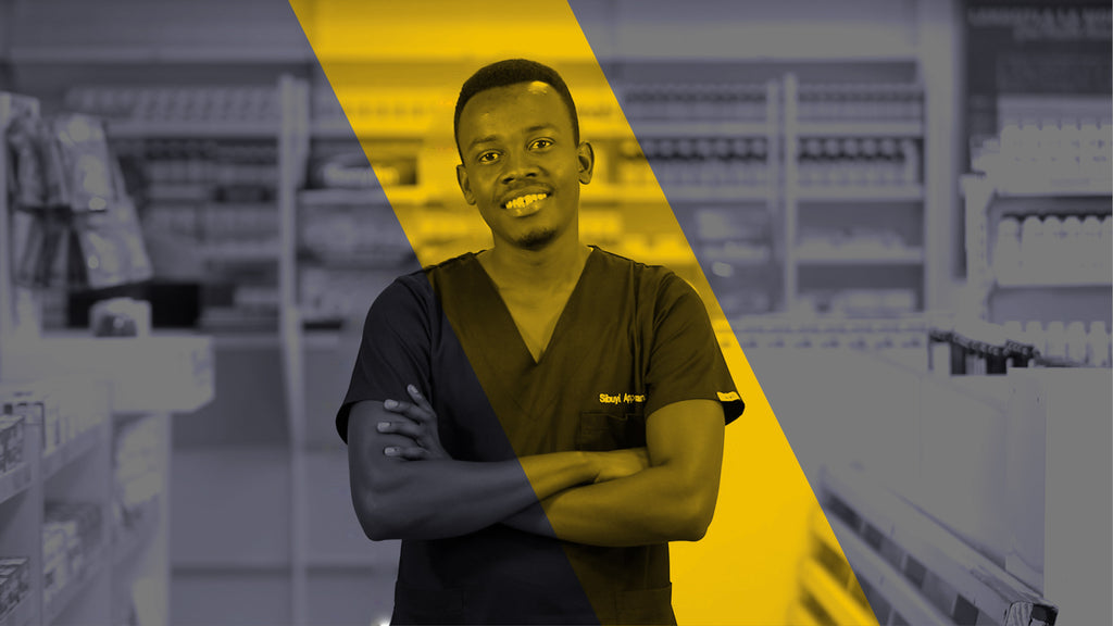 Nominee 10 - The Next Generation of Brave: Meet Pharmacist Assistant Appearance Sibuyi from Limpopo