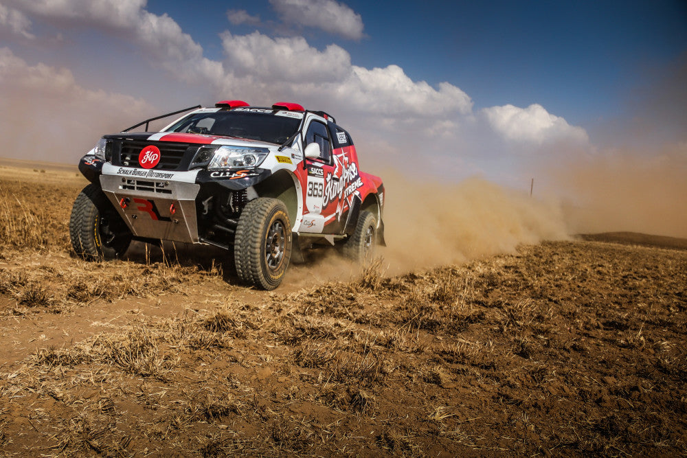 Schalk Burger Motorsport and King Price Xtreme expand their horizons at Bronkhorstspruit