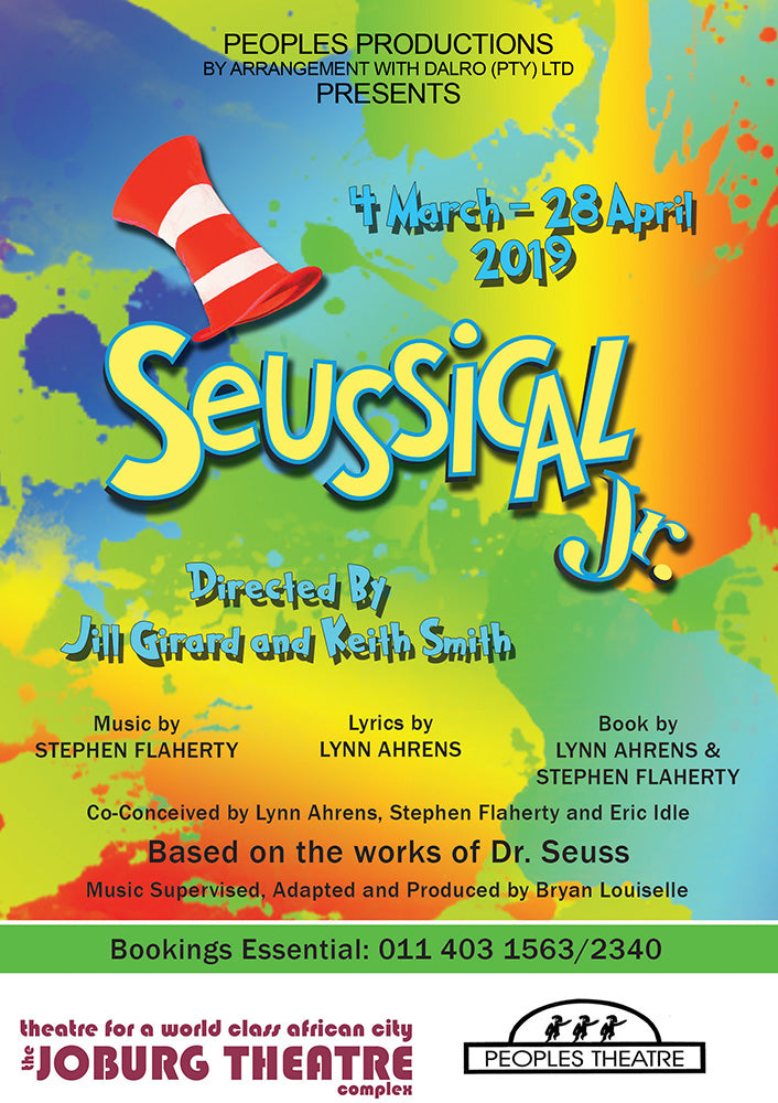Seussical The Musical JR. kickstarts a bumper year of Children's Theatre at Peoples Theatre