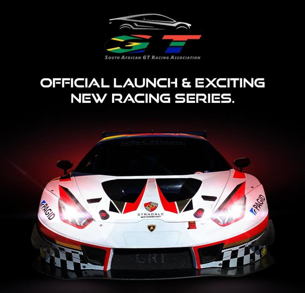 South African GT Racing Association (SAGTRA) Official Launch and Exciting New Racing Series