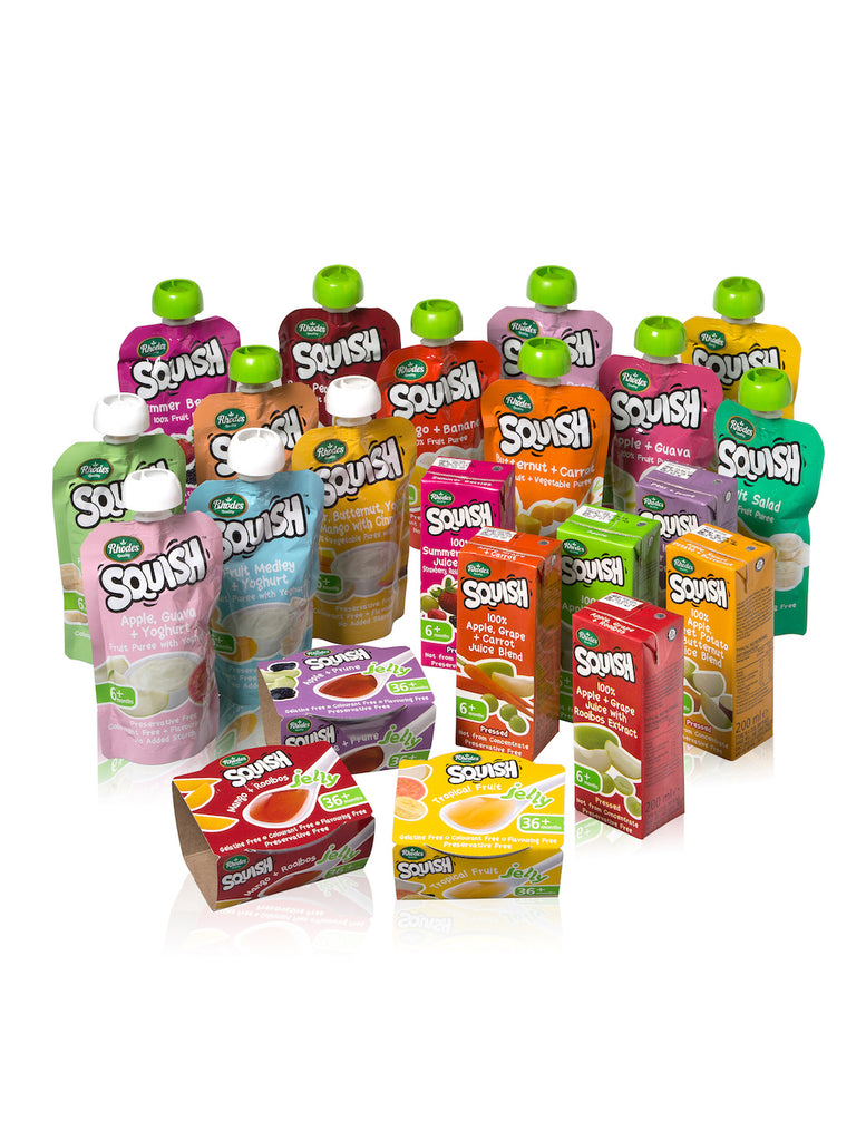 SA's Favourite Convenient Baby Food Expands Its Range