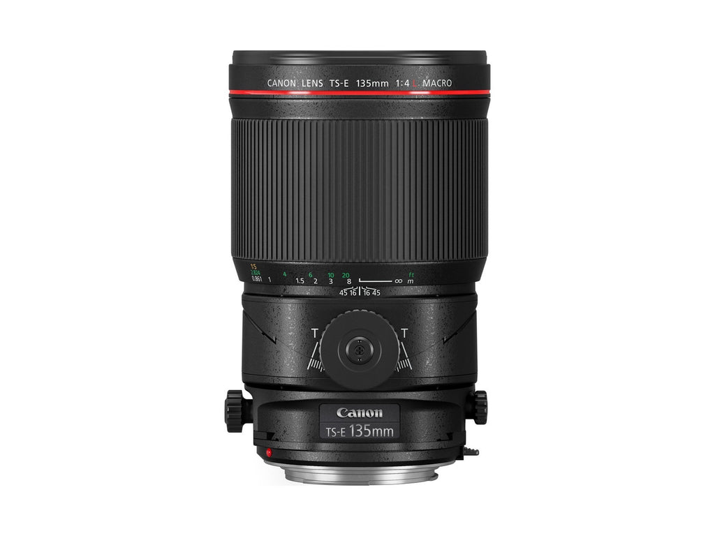 Canon Enhances L-Series Range with Four New Stunning Quality Prime Lenses for Perspective Control