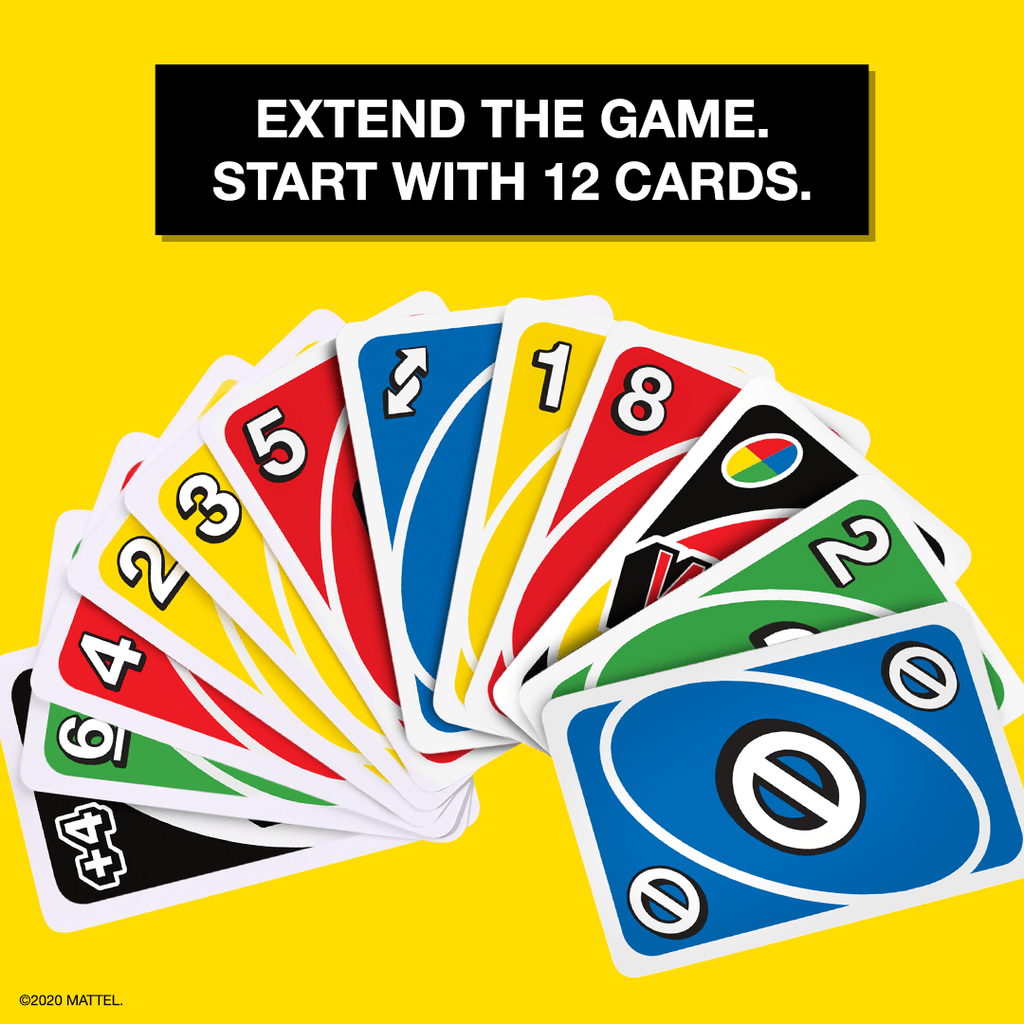 Discover 13 Creative New Ways to Play UNO®!
