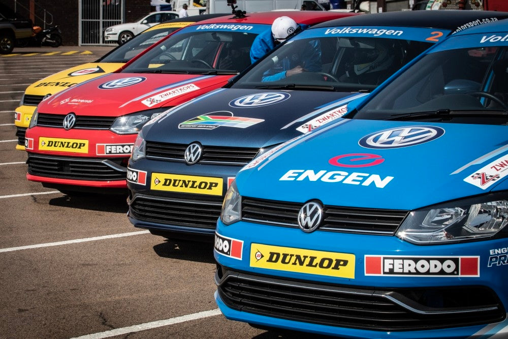Volkswagen Motorsport announces two finalists in driver search programme