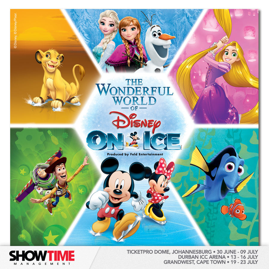 Disney on Ice Competition