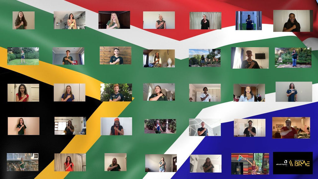 Young SA Artists unite to create The Ultimate South African Song Medley to say Thank You to healthcare professionals & essential workers