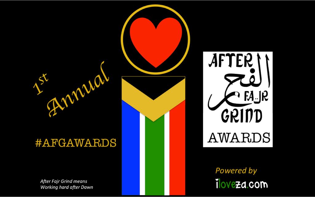 After Fajr Grind Awards #AFGAwards #AFGAs2020