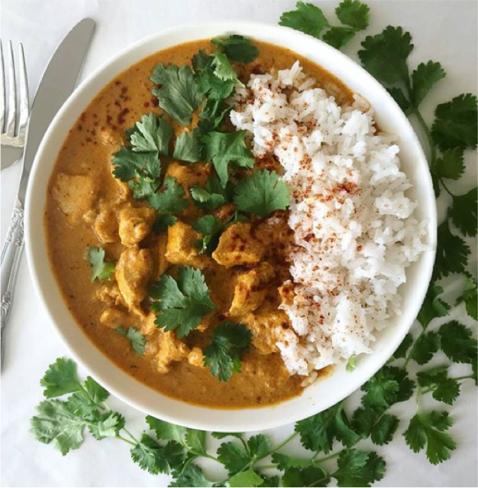 Recipe: Butter Chicken by Aniseeds