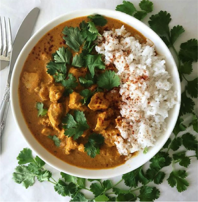 Recipe: Butter Chicken
