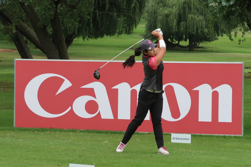 Canon SA bolsters support for women's golf in South Africa