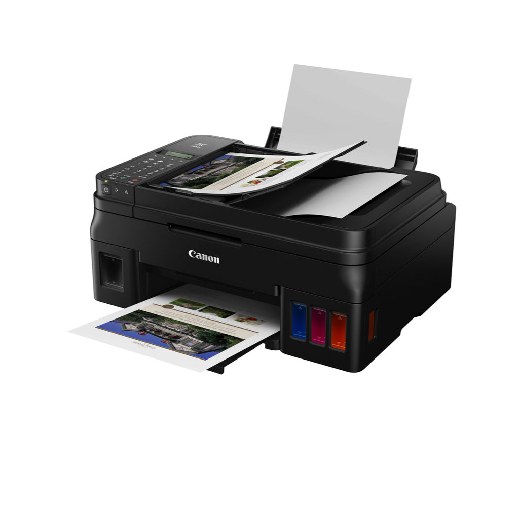 Canon Europe launches new range of PIXMA G Series refillable ink tank printers