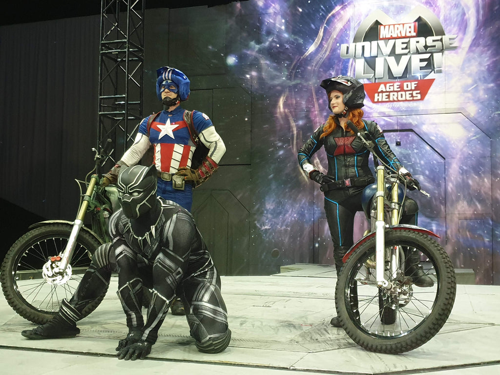 Defend the Universe with Marvel Universe Live!