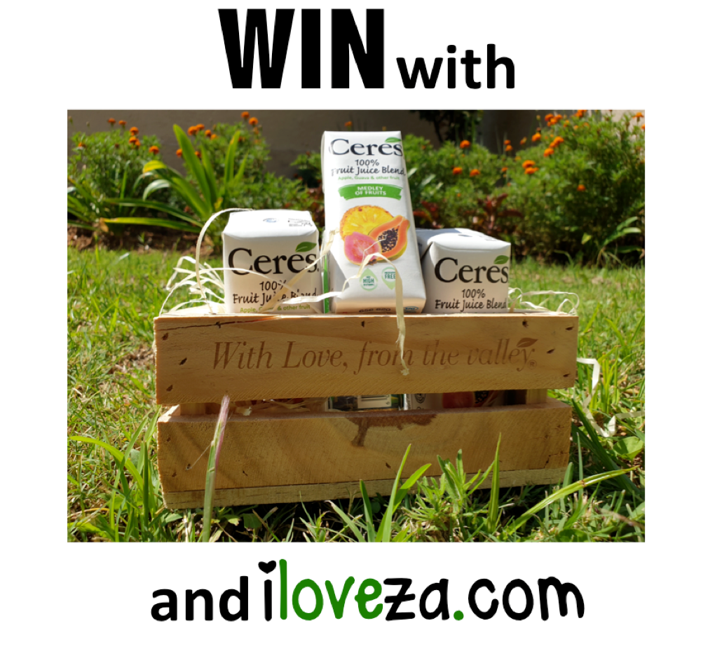 WIN a Ceres Hamper