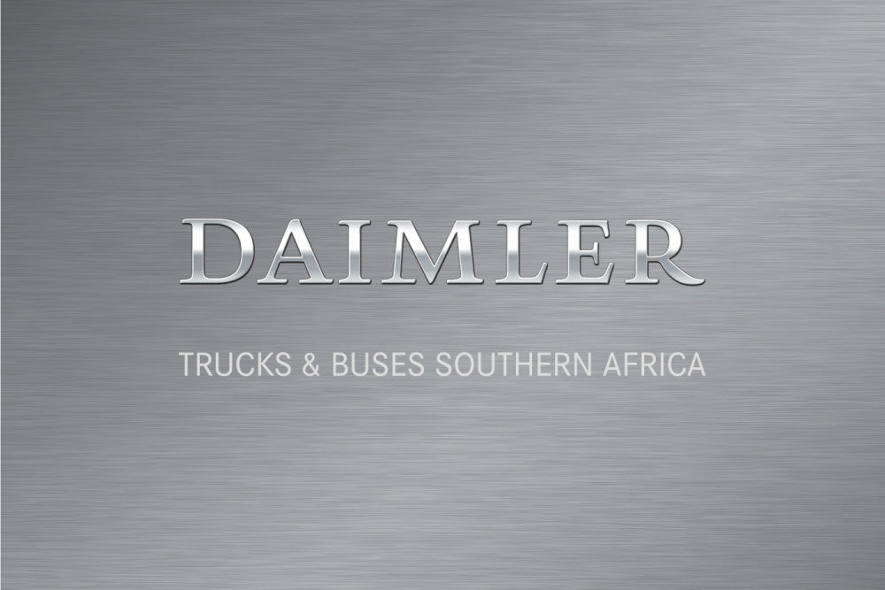 Daimler Trucks and Buses Southern Africa is founded